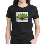 ROOTS ROCK REGGAE Women's Dark T-Shirt