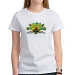 ROOTS ROCK REGGAE Women's T-Shirt