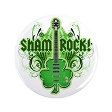 "sham_ROCKS_filligree_and_text_both 3.5"" Button"