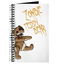 zombieteddybear with text Journal