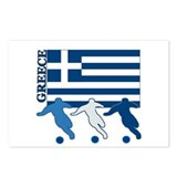 Soccer Greece Postcards (Package of 8)
