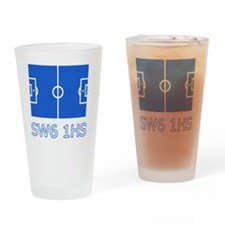 3-pitch copy Drinking Glass