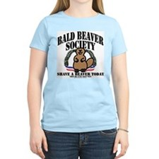 Quite good shaved beaver t shirts very