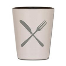 knife_fork Shot Glass