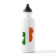 ireland_map_3c Water Bottle