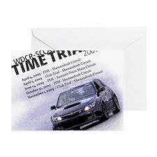 2009-TT-Shirt-v2 Greeting Card