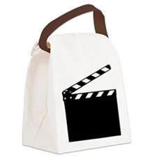 film_cut Canvas Lunch Bag