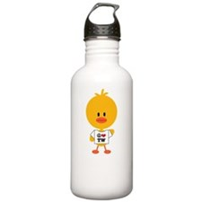 TaiwaneseChickDkT Water Bottle