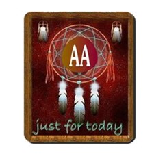 AA INDIAN Mousepad