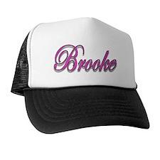 brook name Trucker Hat