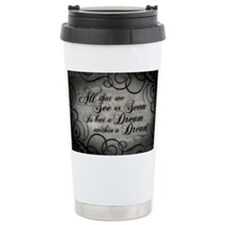 dream-within-a dream_12x18 Ceramic Travel Mug