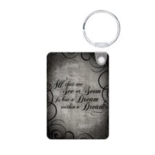 dream-within-a dream_j Keychains