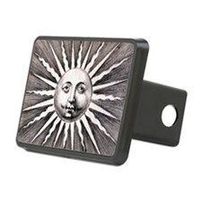 Medieval Sun Hitch Cover
