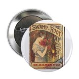 "Swamp Root 2.25"" Button (10 pack)"