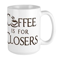 CoffeeClosers Mugs