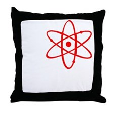 I heart science-2 Throw Pillow