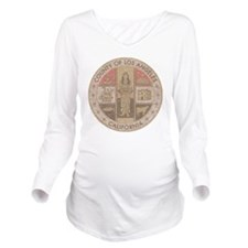 Los Angeles County Long Sleeve Maternity T-Shirt