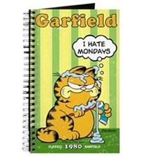 I Hate Mondays Journal