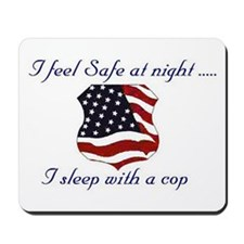 Cute Deputy sheriff's wife Mousepad