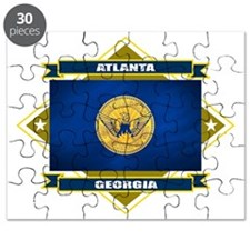 Atlanta diamond Puzzle