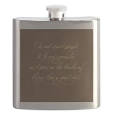 liking people Flask