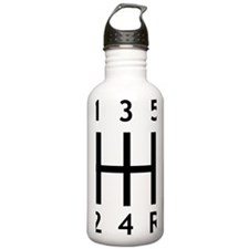 gearshift5 Water Bottle