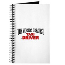 """The World's Greatest Taxi Driver"" Journal"