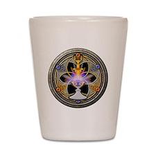 The Pagan Great Rite Shot Glass