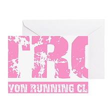 trc_pink Greeting Card
