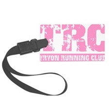 trc_pink Luggage Tag