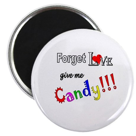 "Give Me Candy 2.25"" Magnet (10 pack)"