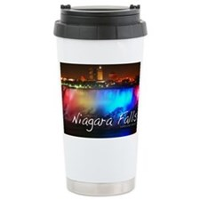 Niagara Falls Ceramic Travel Mug