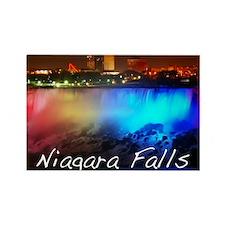 Niagara Falls Rectangle Magnet