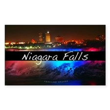 Niagara Falls Decal