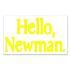 new_hello_newman_for_dark Decal