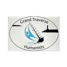 GTH_logo Rectangle Magnet