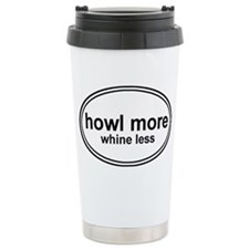 howl more-1 Ceramic Travel Mug