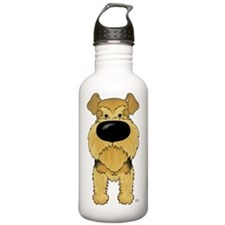 AiredaleShirtFront Water Bottle