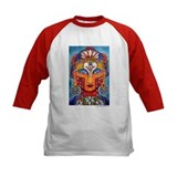 Kelli Bickman original 'Christ-Buddha'  Tee