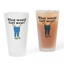 wwcw Drinking Glass