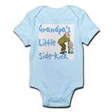 Grandpa's Sidekick Infant Bodysuit