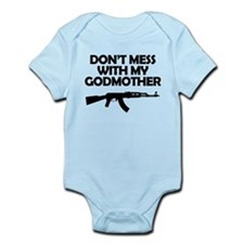Dont Mess With My Godmother Body Suit