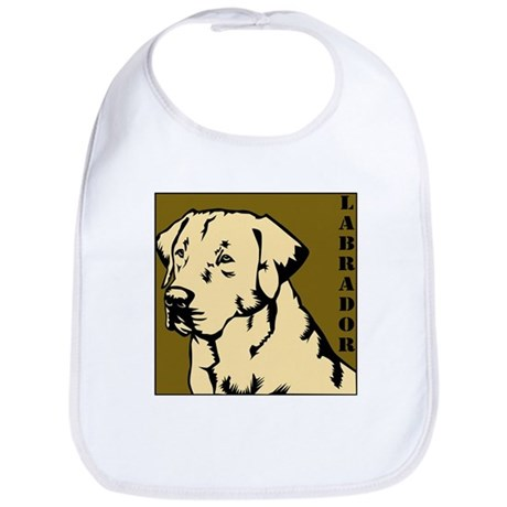 Yellow Military Lab Bib