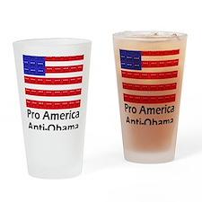 aaaaaaaaproamerica Drinking Glass