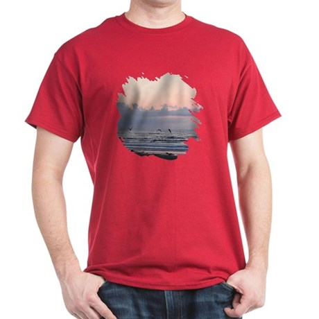 Seascape Dark T-Shirt