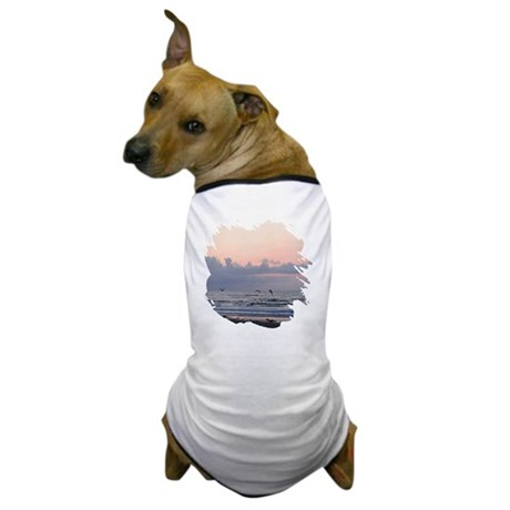 Seascape Dog T-Shirt