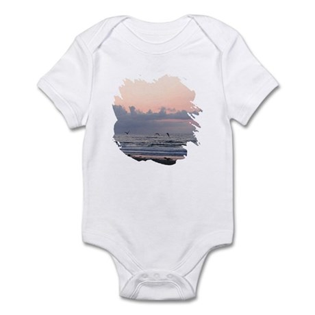 Seascape Infant Bodysuit