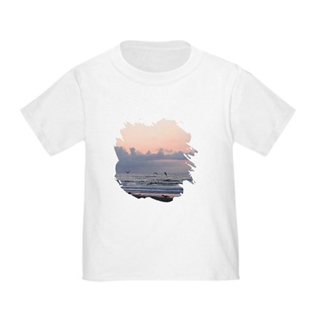 Seascape Toddler T-Shirt
