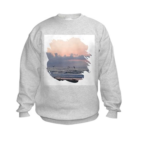 Seascape Kids Sweatshirt