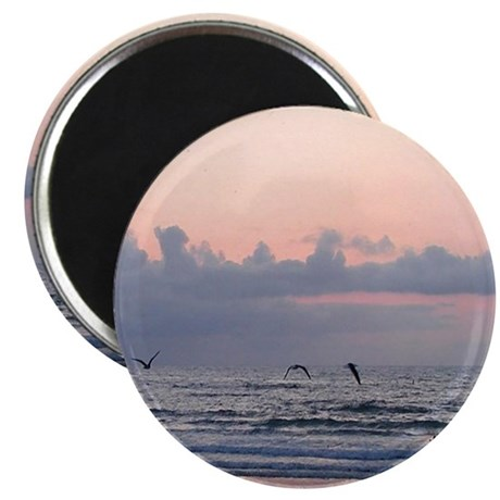 "Seascape 2.25"" Magnet (10 pack)"